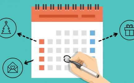 Crie um calendário de promoções baseado em datas comemorativas