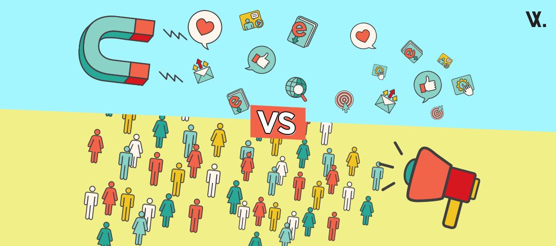 Outbound vs Inbound marketing: saiba diferenciá-los