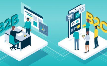 Conheça as diferenças entre a comunicação B2B e B2C