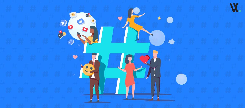 As vantagens do uso das hashtags
