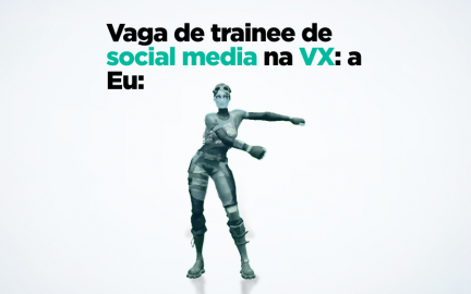 Vaga: Trainee de Social Media