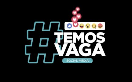 Social Media Temporário e Estágio