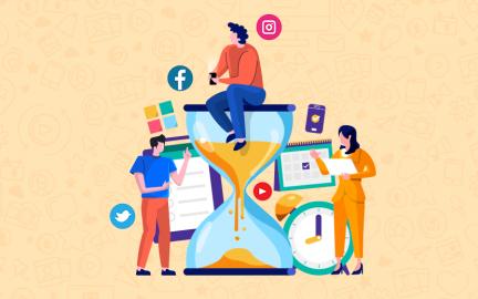 Como escolher o melhor momento para postar nas redes sociais?