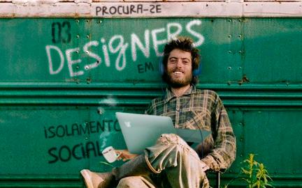 Vagas abertas para designers