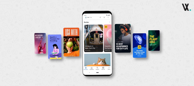 Conheça as Web Stories do Google e comece a utilizar essa estratégia no seu negócio