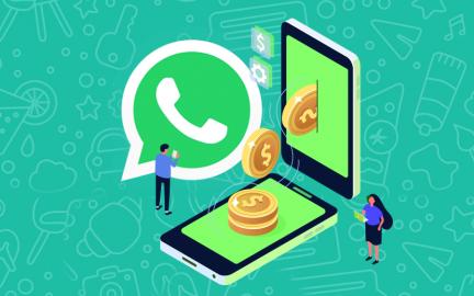 Pagamentos pelo WhatsApp: aprenda a utilizar esta nova funcionalidade